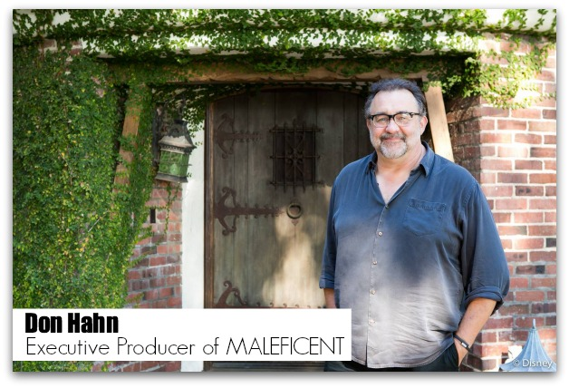 Don Hahn Interview for Maleficent