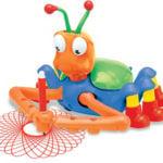 Doodle Bug Spiral Art Drawing Robot For $13.99