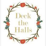 FREE Deck The Halls Digital Print