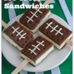 FootBall Ice Cream Sandwiches2