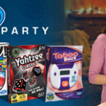 Hasbro Gaming Party