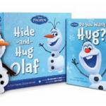 Hide and Hug Olaf Gift Set