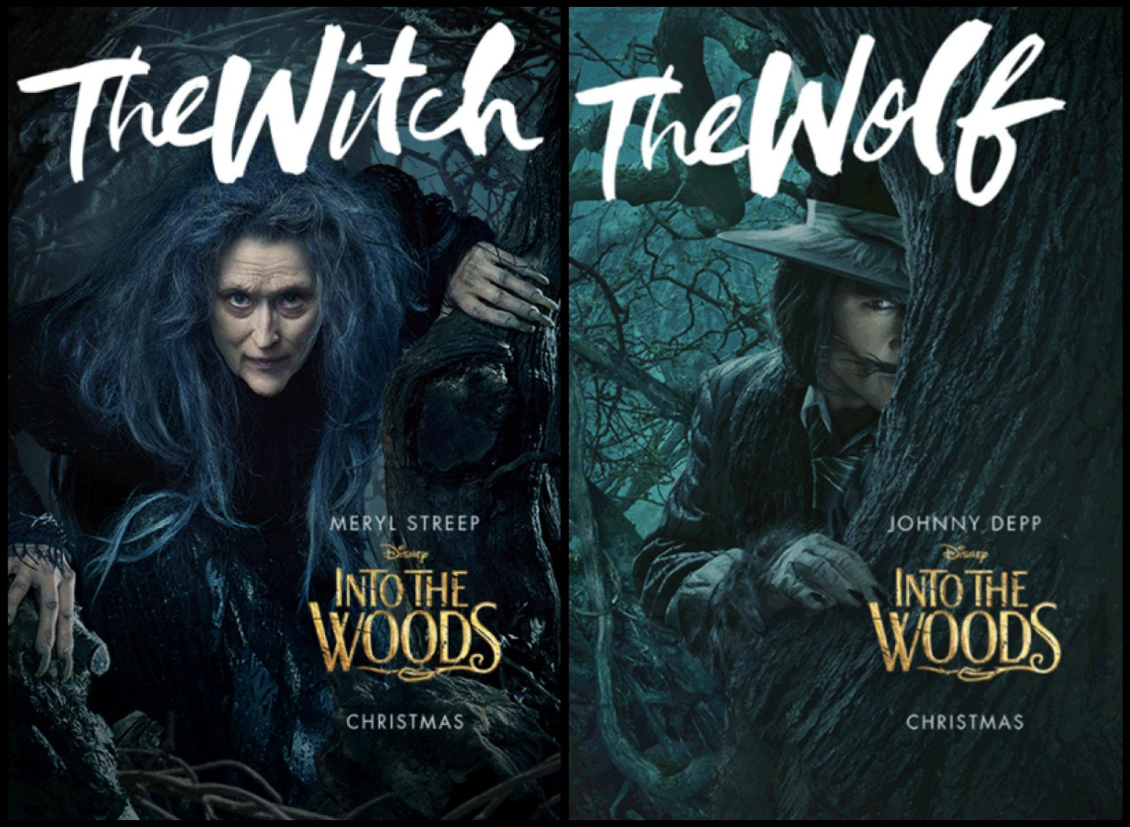 New Into the Woods Trailer & Posters - SheSaved®