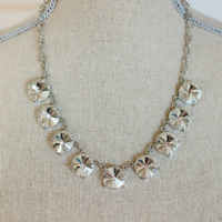 Jeweled Necklace For $9.95 Shipped