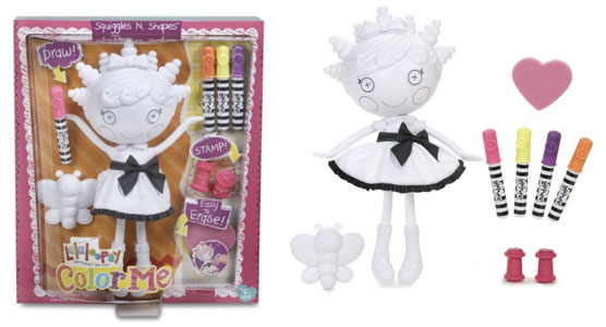 Lalaloopsy Color Me Doll For $24.99 Shipped