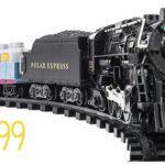 Lionel Trains Polar Express G-Gauge Freight