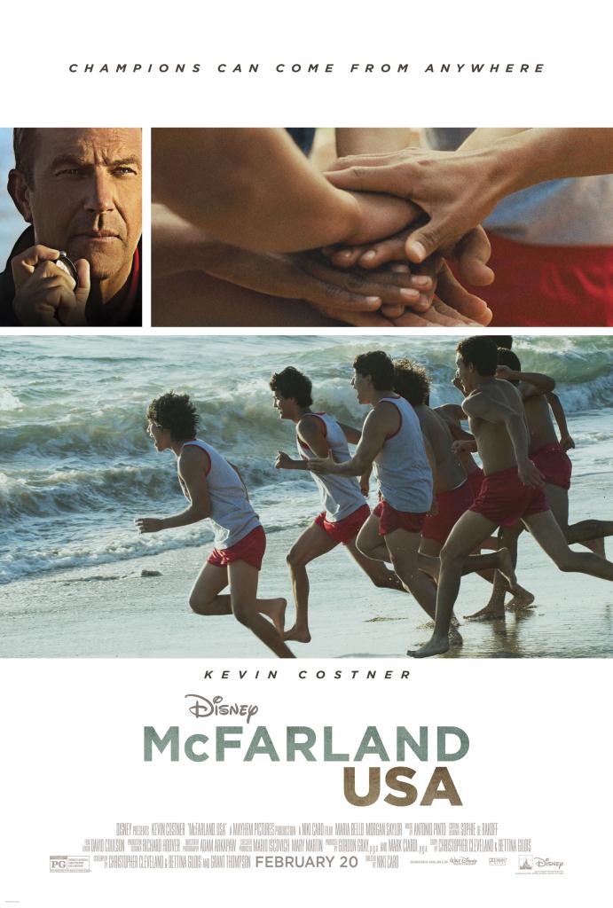 McFarland USA Poster