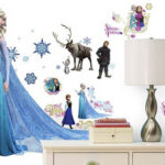 RoomMates Frozen Wall Decal Bundle