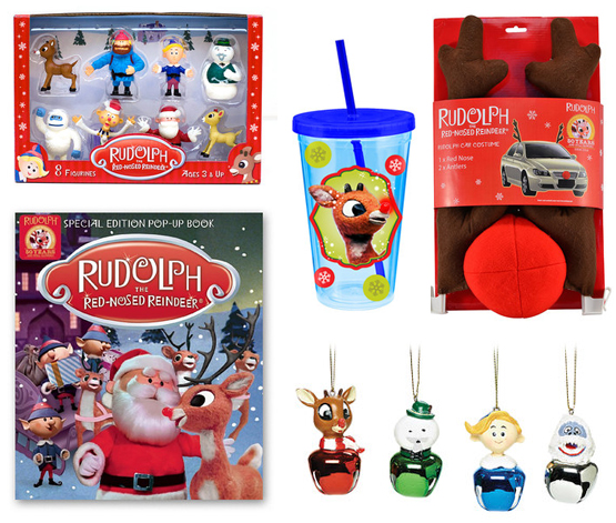Rudolph Anniversary Collection