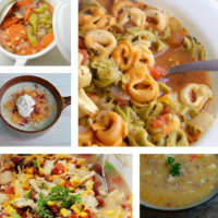 23 Easy Winter Soup Recipes Round Up