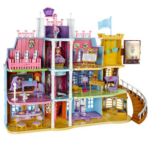 Sofia The First Royal Prep Academy For $40 Shipped