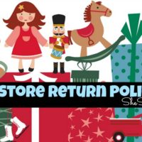 2014 Store Return Policies