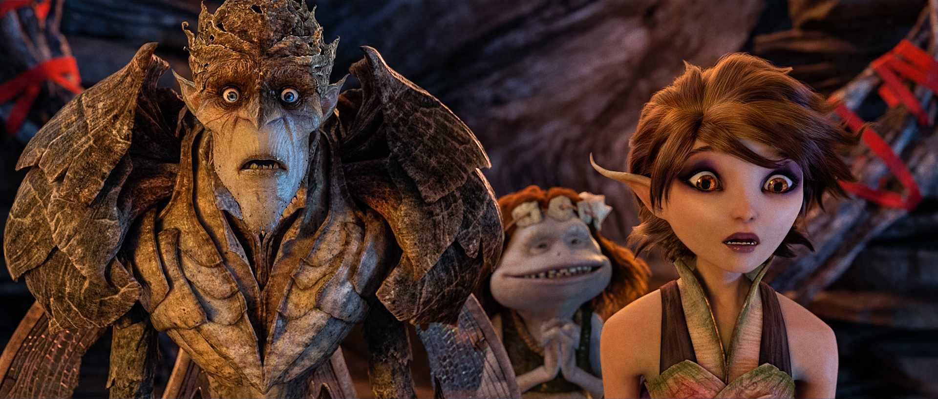 STRANGE MAGIC DVD Available May 19th, 2015!