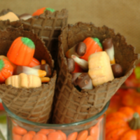 Thanksgiving Cornucopia Snack Mix