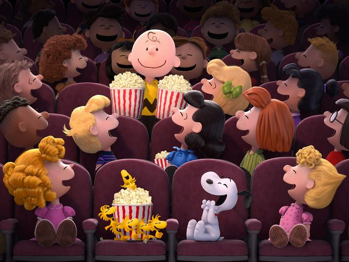 Snoopy Leaked the New Peanuts Movie Trailer!