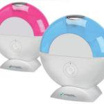 Ultrasonic Table-Top Humidifier