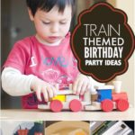 All Aboard:  Five Great Tips for Planning a Train Themed Birthday Party