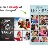 Walgreens Photo $10 Off A Photo Card Order Of $25