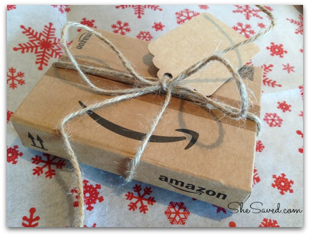 Amazon Gift Cards FREE Gift Box + FREE One Day Shipping - SheSaved®
