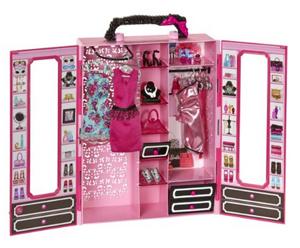 Barbie Closet and Fashion Set For $13.80 Shipped
