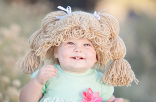 Cabbage Patch Kid Hats For $7.99