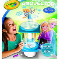 Crayola Frozen Sketcher Projector For $22.39 Shipped