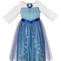 Disney Frozen Enchanting Dress For $8.99 Shipped