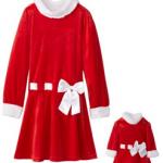 Dollie & Me Santa Dress