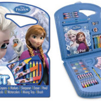 Frozen Art Tote Activity Set For $9.99 Shipped