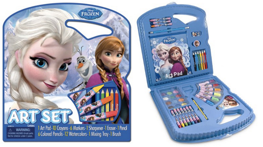 Frozen Art Tote Activity Set