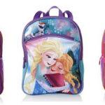 Frozen Backpacks