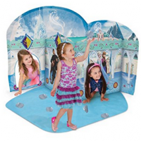 Frozen Ice Skate Castle For $25.20 Shipped