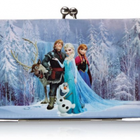 Frozen Wallet For $15.22 Shipped