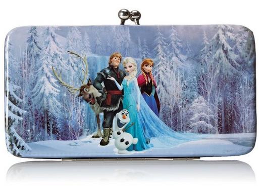 Frozen Lock Wallet