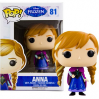 Funko POP Disney Frozen Anna For $5.99 Shipped