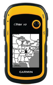 Garmin eTrex Handheld GPS Navigator For $74.99 Shipped