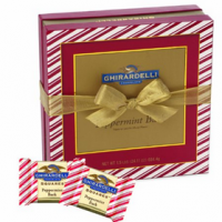 Last Minute Gift To Send: Ghirardelli Peppermint Treasure Gift For $19.31 Shipped