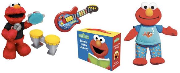 Gift Ideas For The Elmo Fan