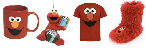 Gift Ideas For The Elmo Fan