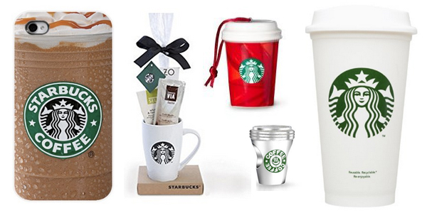 Gift Ideas For The Starbucks Fan Shesaved Card