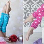 Girl's Leg Warmer