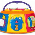 Kiddieland Toys Carry Along Box