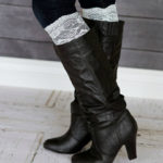 Lace Boot Cuffs