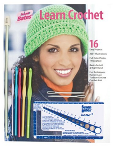 Learn Crochet Kit