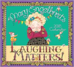 Mary Engelbreit 2015 Wall Calendar