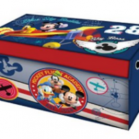 Mickey Mouse Collapsible Storage Trunk For $12.59 Shipped
