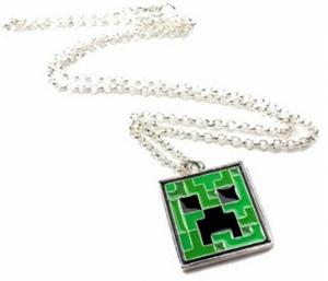 Minecraft Pendant