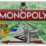 Monopoly Board Game For $7.87 Shipped