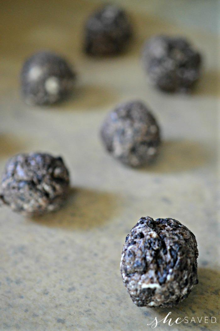 Oreo Truffle recipe