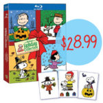 Peanuts Deluxe Holiday Collection For $28.99 Shipped